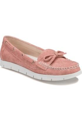 Art Bella U2751 Pembe Kadın Loafer Ayakkabı