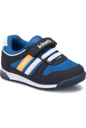 Kinetix Femand Lacivert Saks Turuncu Erkek Çocuk Sneaker Ayakkabı