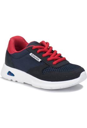 Kinetix Rapid Lacivert Kırmızı Erkek Çocuk Sneaker Ayakkabı