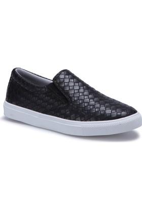 Panama Club Pnm517 Siyah Erkek Çocuk Ayakkabı