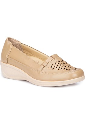 Polaris 5 Nokta 71.109602.Z Vizon Kadın Ayakkabı