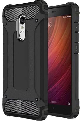 Microsonic Xiaomi Redmi Note 4 Kılıf Rugged Armor