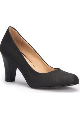 Polaris 71.307228Mz Siyah Kadın Ayakkabı