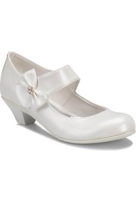 Seventeen Snow Krem Kız Çocuk Ayakkabı