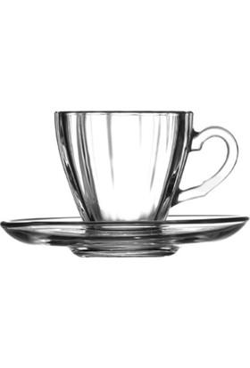 Paşabahçe Diamond 6'lı Kahve Fincanı Takımı