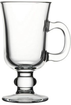 Paşabahçe 2'li Kulplu Bardak - Irısh Coffee Bardağı