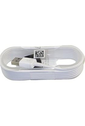 Ebox S7 Edge/S7/S6 Edge/S6/J5/J3/J2/J1.. Yeni Jenerasyon 1.5metre Micro USB Şarj ve Data Kablosu Beyaz- Hızlı Şarj Destekleyen