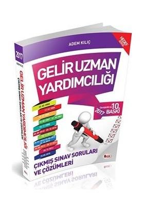 Hür Yayınları 2017 Gelir Uzman Yardımcılığı Çıkmış Sınav Soruları Ve Çözümleri