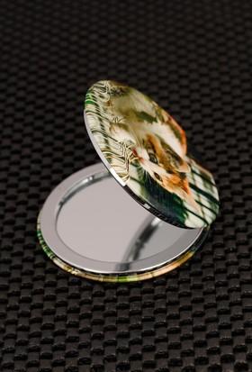 Hediyeliksepeti Kedi Figürlü Cep Aynası Ayn146