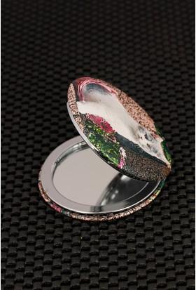 Hediyeliksepeti Kedi Figürlü Cep Aynası Ayn151