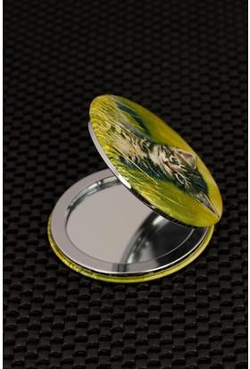 Hediyeliksepeti Kedi Figürlü Cep Aynası Ayn152
