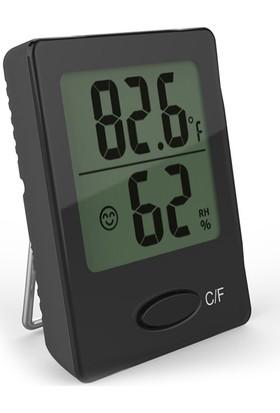 Baldr Mini Boy Termometre ve Higrometre thr212