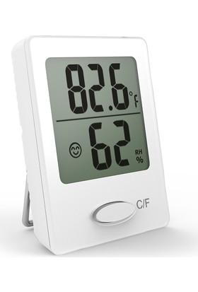 Baldr Mini Boy Termometre ve Higrometre thr213