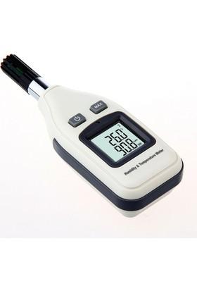 Benetech Taşınabilir Yüksek Hassasiyetli Dijital Higrometre Termometre 214