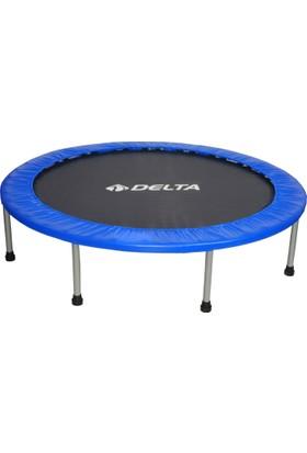 Delta 153 cm Deluxe Mavi Trampolin (60 inç Trambolin)