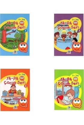 Yapa Q Çocuk Seti 3 Yaş (8 Kitap)