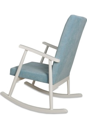 Asedia Teksas Lake-Mavi Sallanan Sandalye