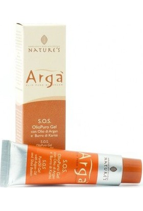 Nature's Arga S.O.S Pure Oil Gel 50 Ml Nemlendirici