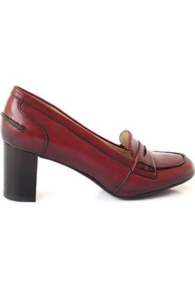 Gön Deri Kadın Ayakkabı 13215 Gön Deri Kadın Ayakkabı 13215 ...