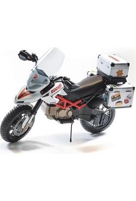 Peg Perego Ducati Hypercross Akülü Motorsiklet