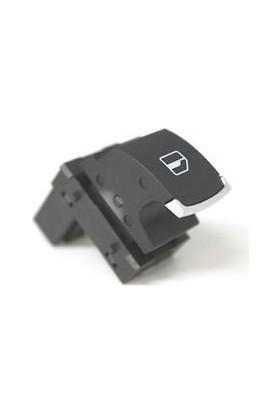 Bsg 90860055 Cam Açma Düğmesi Tekli - Marka: Vw - Passat-Passat Cc - Yıl: 10-