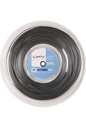 Wilson Luxilon Kordaj Alu Power Spin 127 220M Reel Silver ( WRZ993200 )