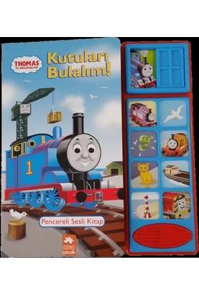 Thomas Ve Arkadaşları: Kutuları Bulalım!