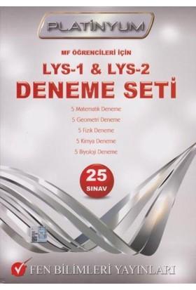 Fen Bilimleri Yayınları Platinyum Lys 1-Lys 2 Deneme Seti Mf