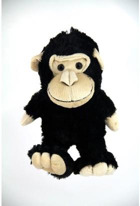 Peluşcu Baba 23 cm Maymun Peluş Oyuncak Sağlıklı