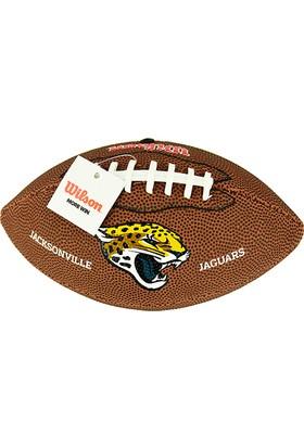 Wilson Amerikan Futbol Topu NFL MINI TEAM LOGO FB JX ( WTF1533XBJX )