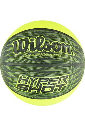 Wilson WTB0967 Hyper Shot Kauçuk 7 No Basketbol Topu
