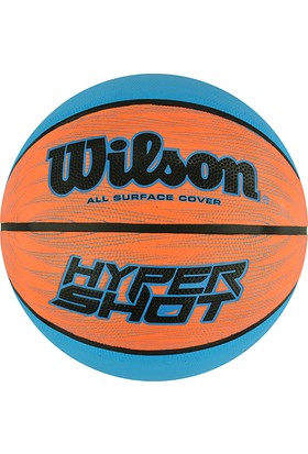 Wilson WTB0961 Hyper Shot Kauçuk 7 No Basketbol Topu
