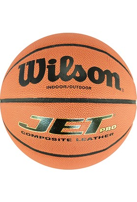 Wilson WTB1245 Jet Pro Deri 7 No Basketbol Topu