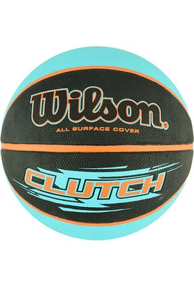 Wilson WTB1430 Clutch Kauçuk 7 No Basketbol Topu