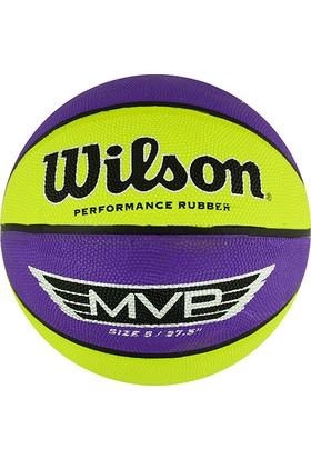 Wilson Basketbol Topu MVP 275 Size:5 ( WTB9067XB05 )