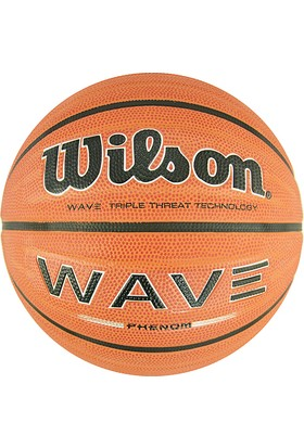 Wilson WTB0885 Wave Phenom Kauçuk Dalgalı Yüzey 7 No Basketbol Topu