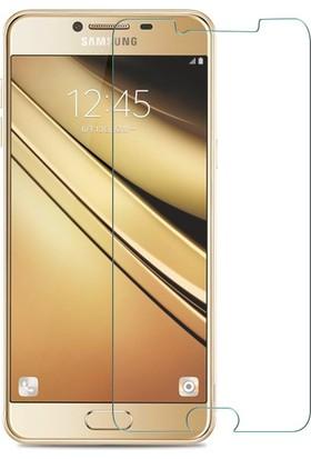 Glass Samsung Galaxy C7 Ekran Filmi cin103