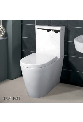 Dekorloft Tuvalet Sticker Wc-1516