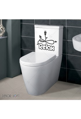 Dekorloft Tuvalet Sticker Wc-1517