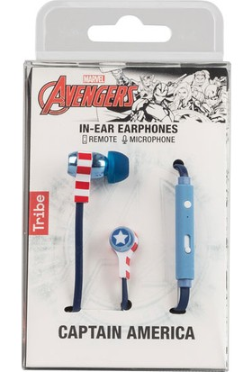 Tribe Estero Swing Wd Marvel Captain America Kulaklık Epw11601