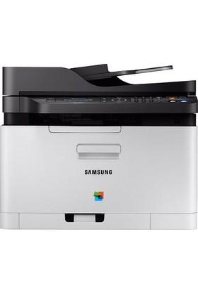 Samsung C480FW Renkli Fotokopi Fax Tarayıcı Wifi Lazer Yazıcı 20K (SS256E)