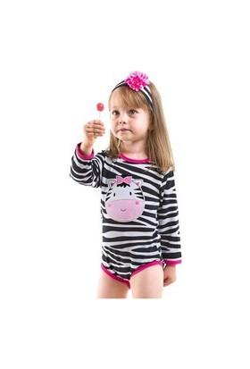Pijamama Zebra Body + Bandana