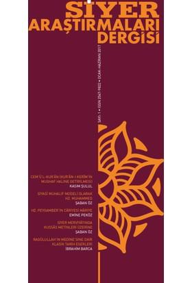 Siyer Araştırmalar Dergisi