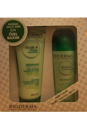 BIODERMA Node A Mask 200 ml + BIODERMA Node A Shampoo 200 ml
