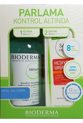 BIODERMA Sebium Mat Control 30 ml + BIODERMA Sebium H2O 250 ml