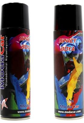 Modacar Siyah Sprey Boya 200 Ml 106068