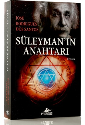 Süleyman'ın Anahtarı - Jose Rodrigues dos Santos