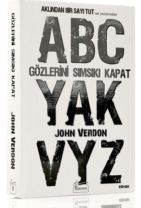 Gözlerini Sımsıkı Kapat - John Verdon