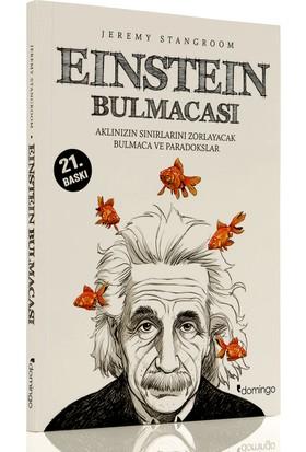 Einstein Bulmacası - Jeremy Strangtom