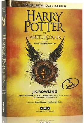 Harry Potter Ve Lanetli Çocuk - John Tiffany